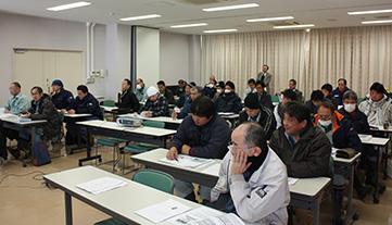 平成28年応急仮設木造住宅講習会 - 座学